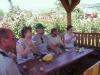 French group - tasting of rose honey