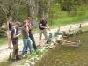 SE group - fishing time