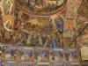 Rila monastery - inner dome