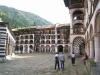 Rila monastery - monk cells