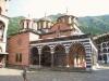 Rila monastery - main church