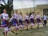 Folklore dancing in Elena