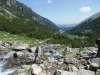 Climbing Maliovitsa peak in Rila Mountains / Ersteigen von Maljovitsa Gipfel im  Rila-Gebirge