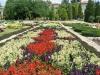 The botanical garden in Balchik