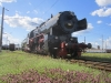 Steam locomotive 16.27 back on tracks