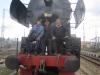 The proud 16.27 loco team