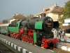 Steam loco tour with 16.01 / Dampflok Reise mit 16.01