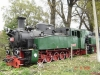 BDZ's museum steam locomotive / Museums-Dampflokomotiv der BDZ