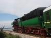 On the way with the steam train / Auf dem Weg mit dem Dampfzug