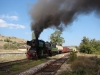 Steam train trip in Bulgaria / Dampflokfahrt in Bulgarien