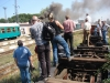 Pure steam enthusiasts in Bulgaria / Echte Dampffreunde in Bulgarien