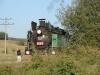Steam locomotive tour with 609.76 / Dampflokomotive Reise mit 609.76