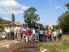 Railway enthusiasts in Bulgaria / Eisenbahnfreunde in Bulgarien