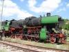 Photo journey by steam train / Foto Fahrt mit dem Dampfzug
