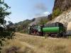 Steam train trip / Dampzugreise