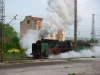 Steam locomotive 01.23 in Radomir / Dampflok 01.23 in Radomir