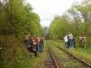 The train is… / Der Zug…
