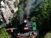 Train journey in 609.76 / Eisenbahn Erlebnisreise mit 609.76