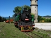 The narrow gauge steam loco 609.76 / 609.76 - Die Dampflok der Rhodopenbahn