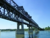 The Danube bridge - Rousse