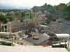 The Roman amphitheater in Plovdiv