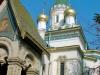 The Russian church - Sofia