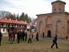 US group - Balkan tour 2009 Zemen monastery