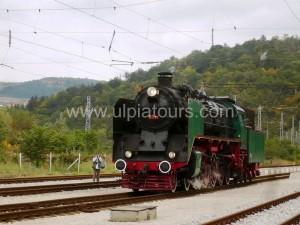 Steam locomotive 03.12