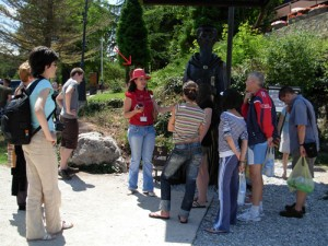 Andy - our guide (Eng,Bulg.) in Macedonia