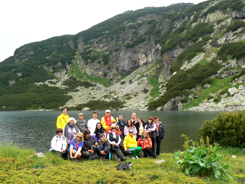 Die sieben Seen von Rila