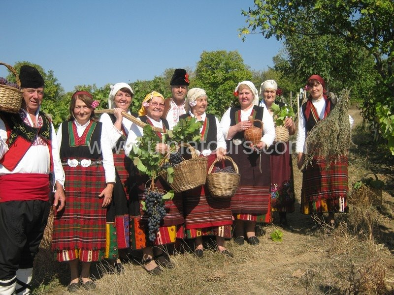 Folklore tour in Bulgaria