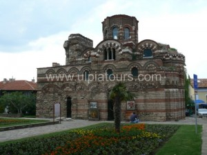 Die Kirche Christus Pantokrator in Nessebar
