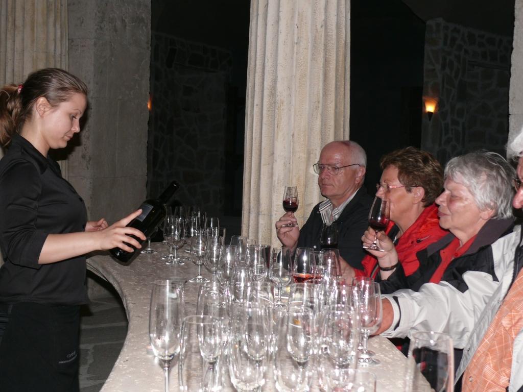 Weinreise in Bulgarien